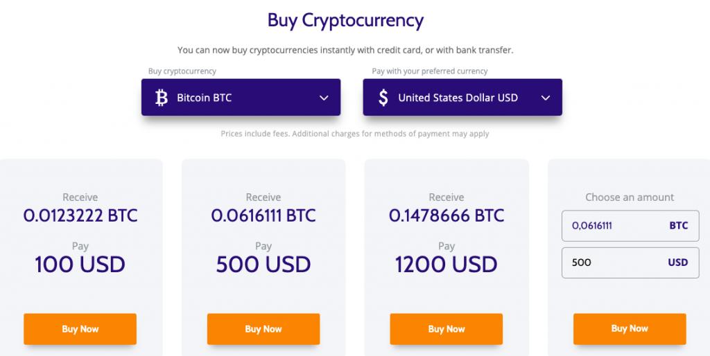 buy bitcoin creditcard